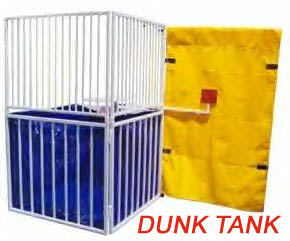 Houston Dunk Tank Rental