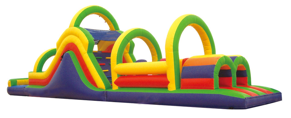 Obstacle Course for Field Day