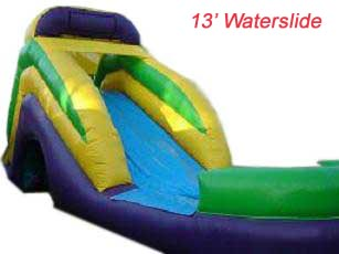 13' Houston Water Slide Rent Water Slide Houston