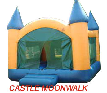 Moonwalk Rental Houston