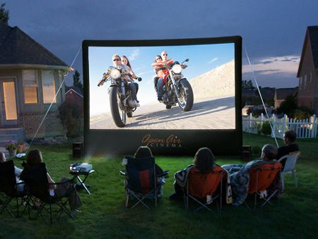 Inflatable Screen Rental