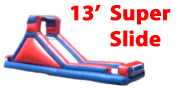 Waterslide Rental Houston Texas