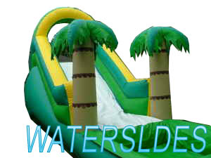 Waterslide Rentals in Houston Texas - Slip N Slide Rentals Houston Texas